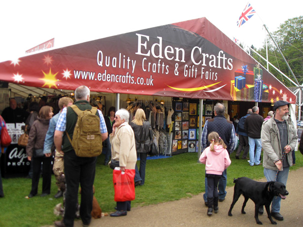 Eden Crafts Marquee